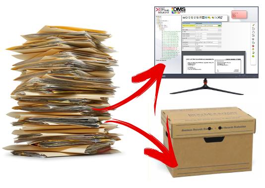 Skenování a digitalizace
